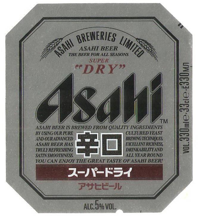 Особенности напитка пиво асахи и его качества - всё, что важно знать...