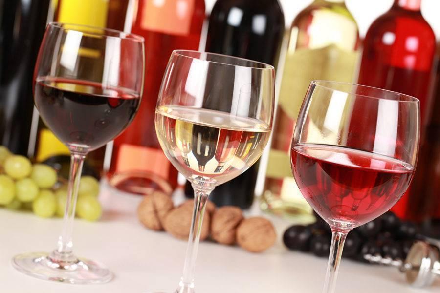 Расширяет или сужает? воздействие вина насосуды