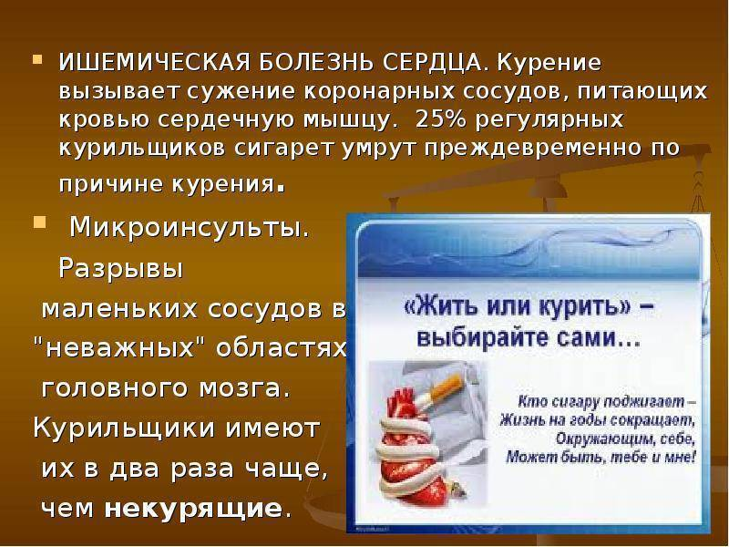 Стенокардия и алкоголь - медпрофилактика