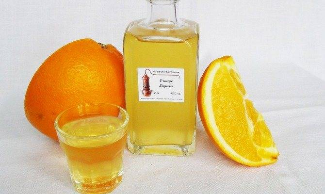 Как сделать апельсиновый ликер в домашних условиях 3 лучших рецепта приготовления