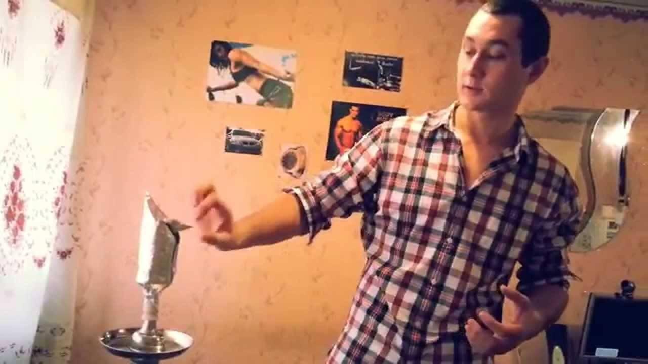 Назначение колпака для кальяна и как сделать своими руками