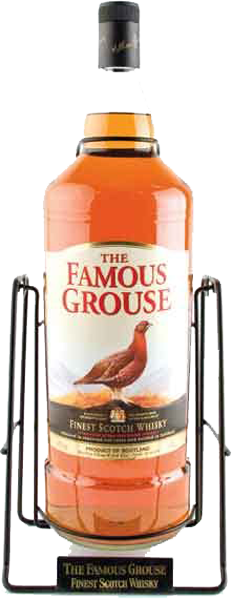 Виски the famous grouse finest