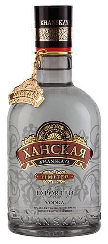Все о водке «ханская»: история, виды, характеристики