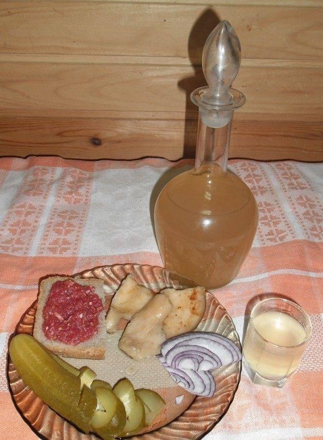 Хреновуха – кулинарный рецепт