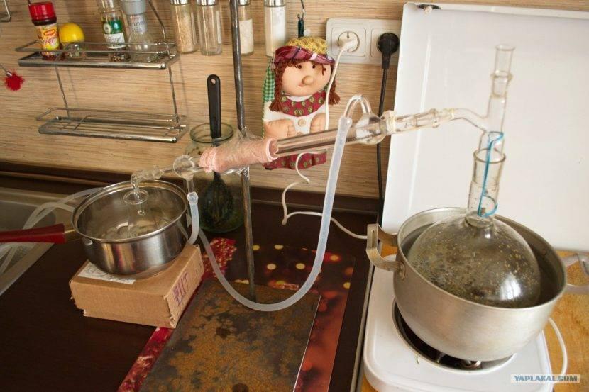 Способы приготовления самогона без запаха
