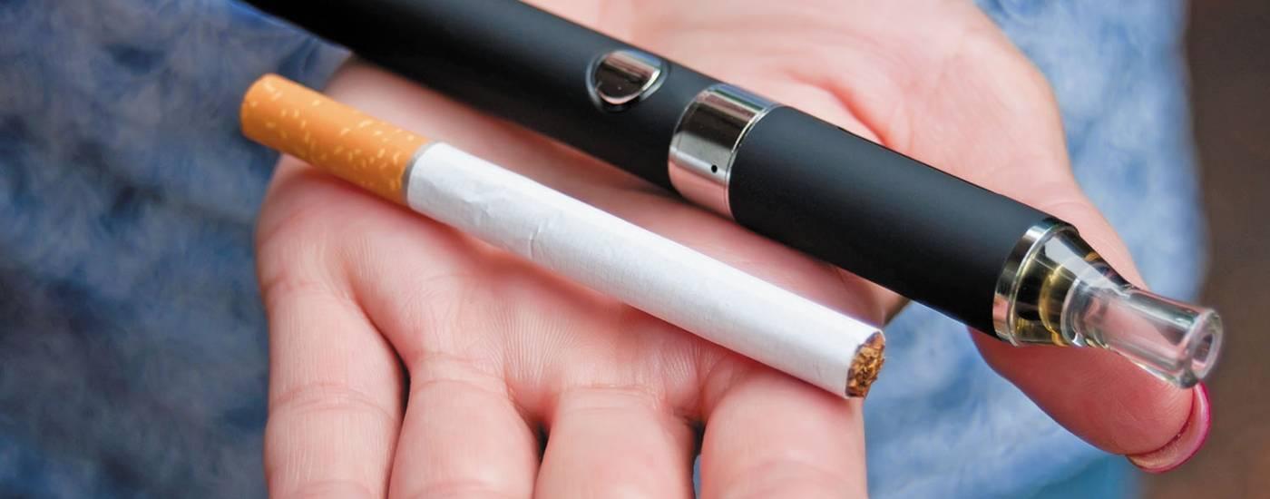 Вредно ли курить электронную сигарету?