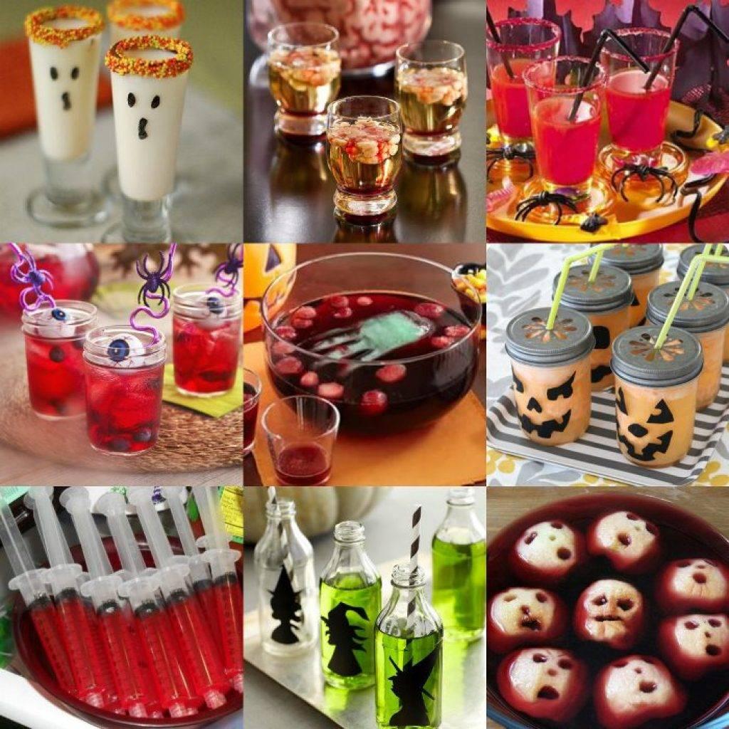 13 ужасно аппетитных и страшно простых блюд на хэллоуин
