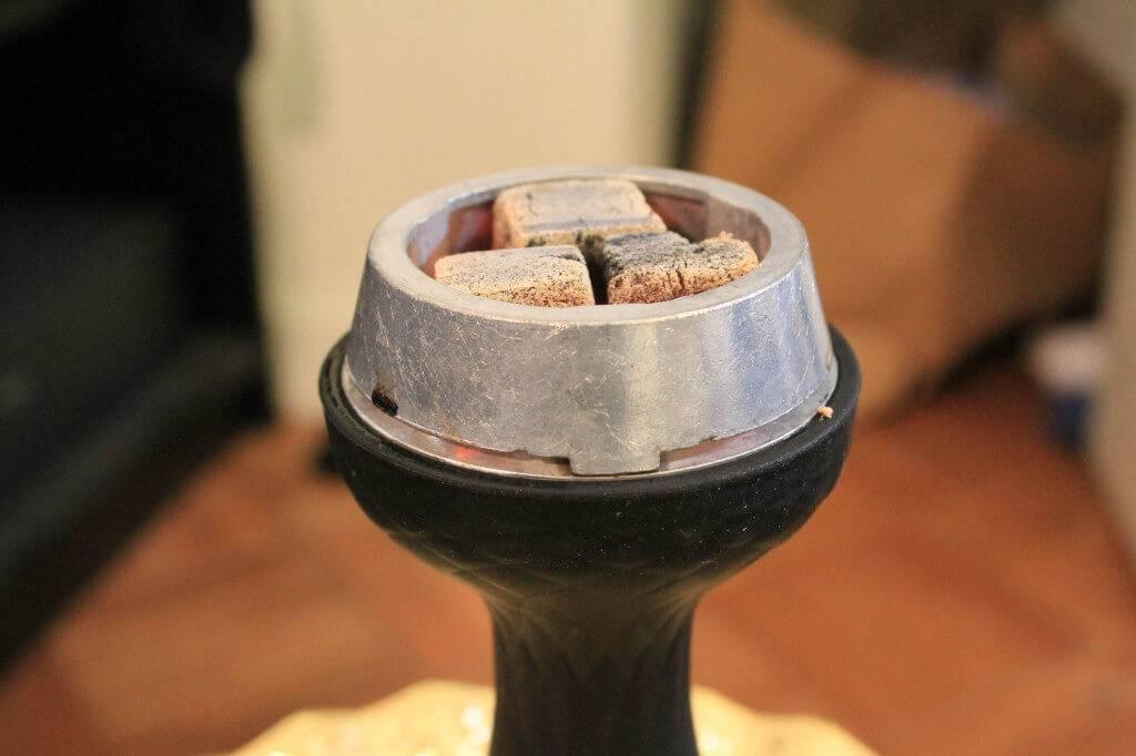 Чем заменить угли для кальяна в домашних условиях