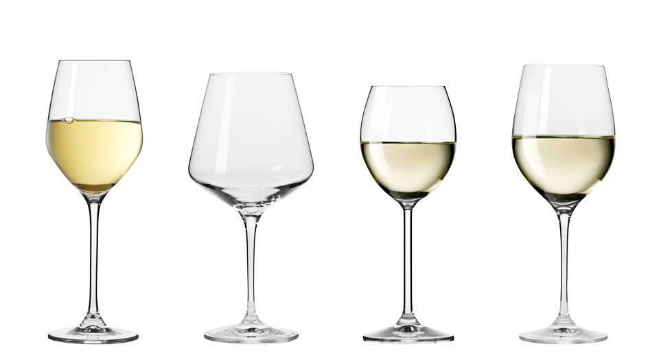 Размер фужеров для красного сухого вина: как правильно выбрать бокал