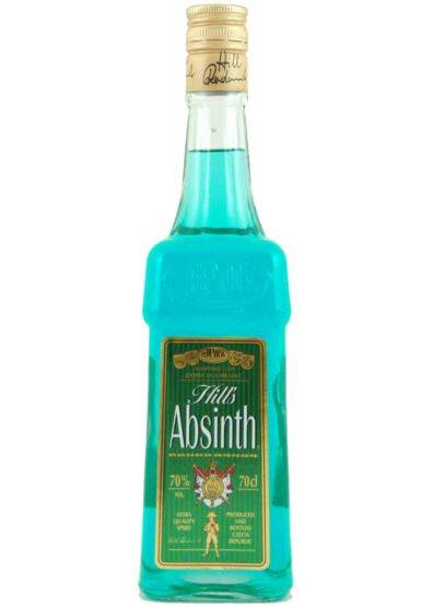 Абсент: сколько градусов в алкоголе - 90, 85, 55?