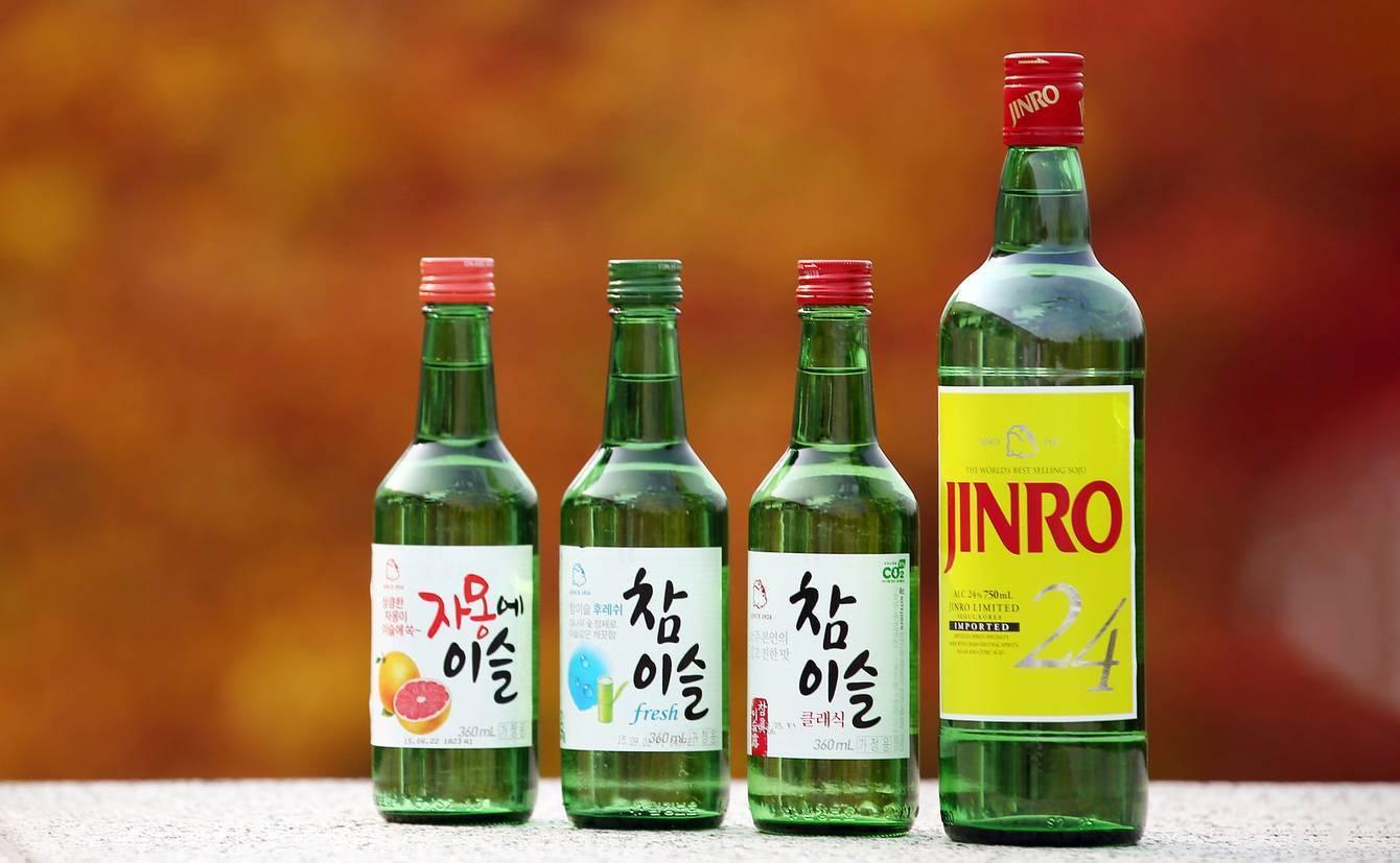 Peritoburrito | соджу — самый популярный алкоголь южной кореи. что это