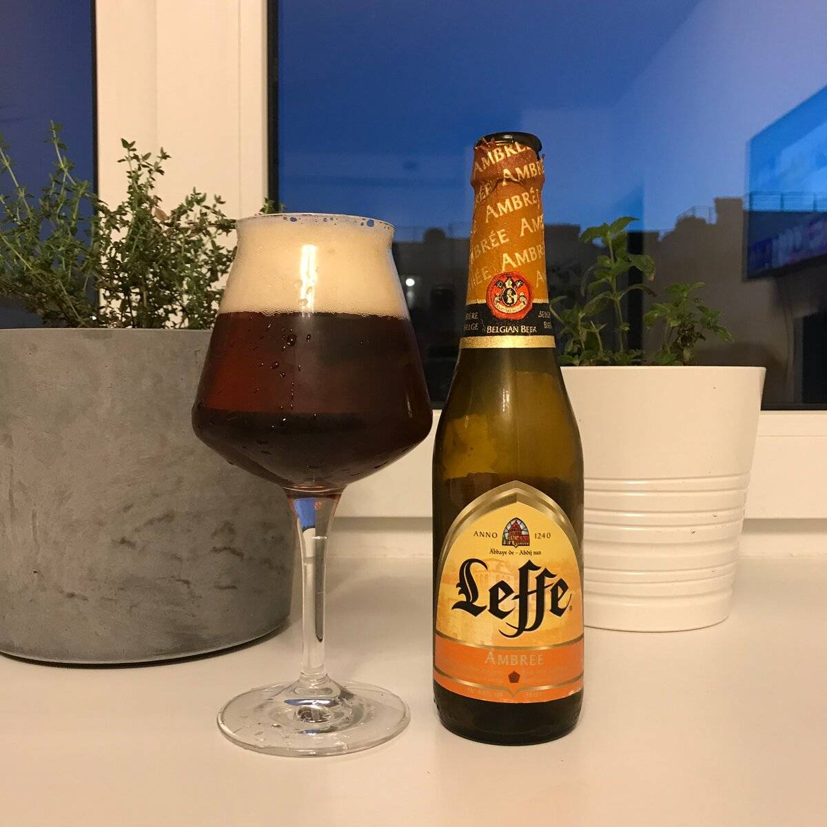 Пиво лёфф (leffe) — описание, история, виды марки