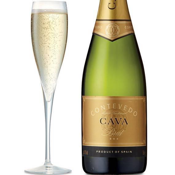 Cava — самобытное игристое испанское шампанское