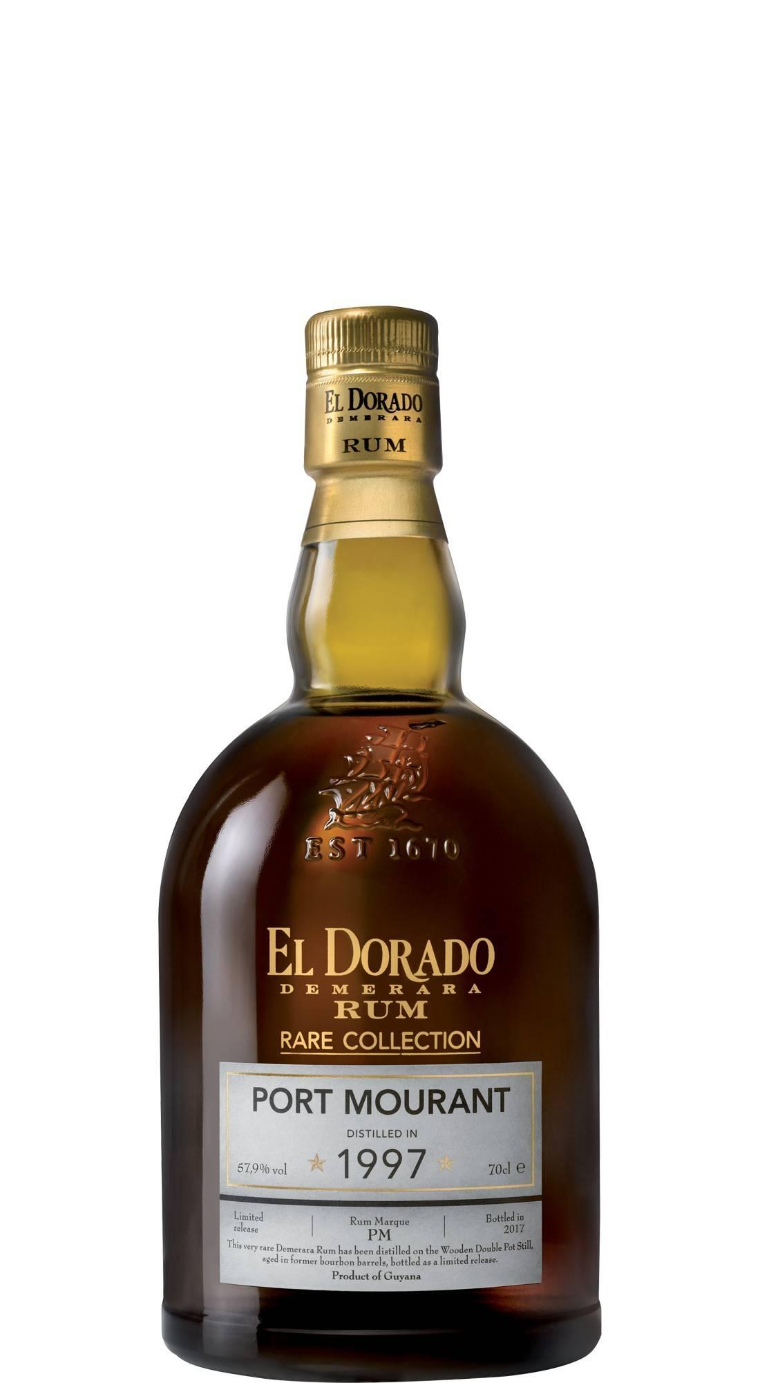 Ром «эль дорадо (el dorado)» – описание, история, виды марки