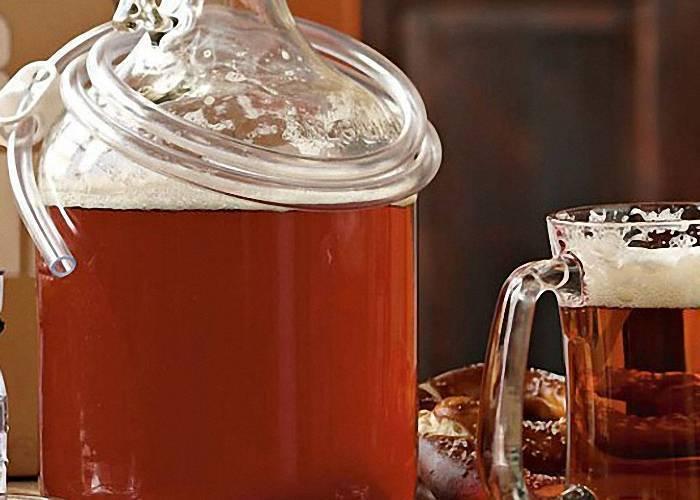 Концентрат пивного сусла и его использование в домашнем пивоварении