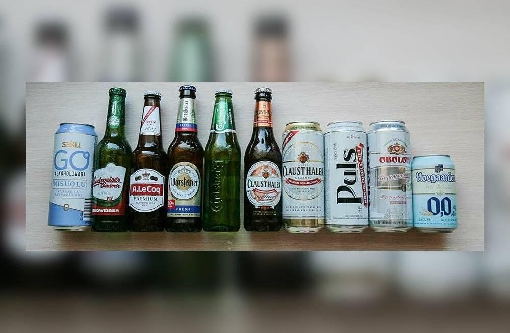 Из чего и как делают безалкогольное пиво?
