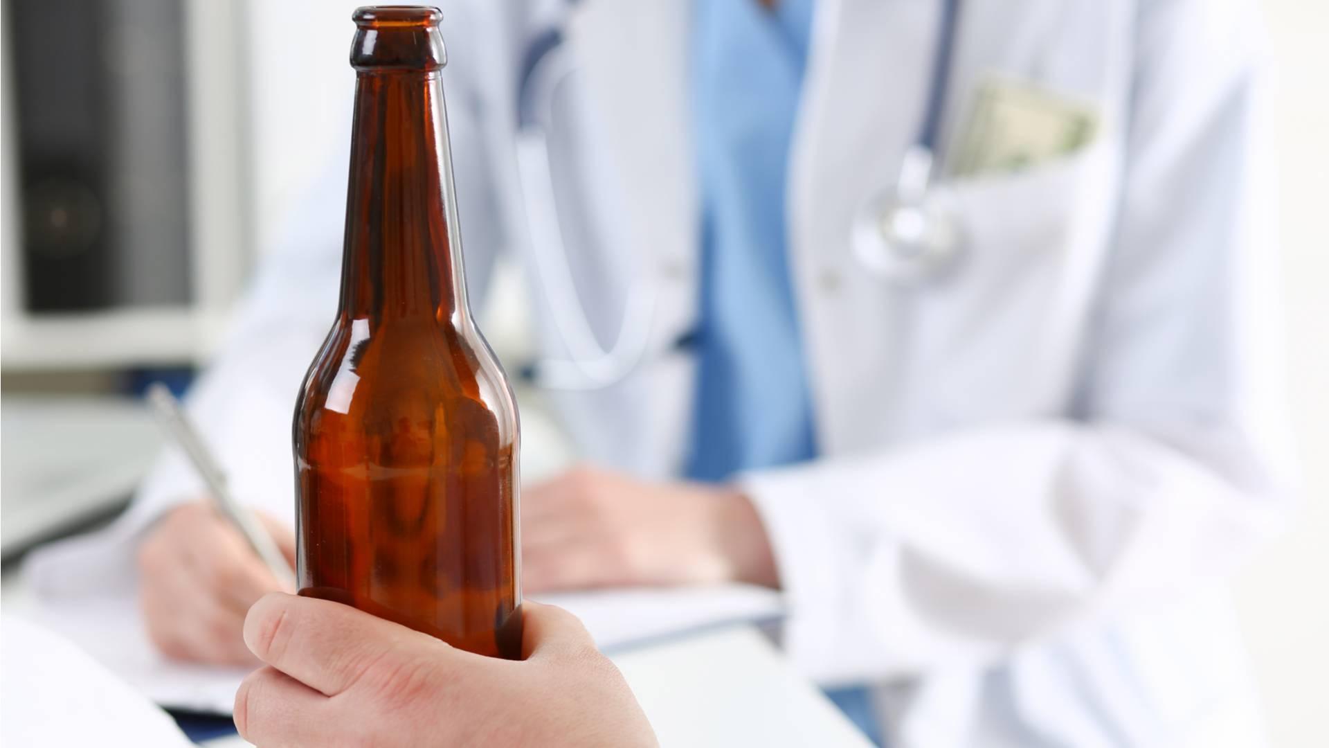 Дисульфирам, цинамид: раскодироваться от алкоголя - освобождение