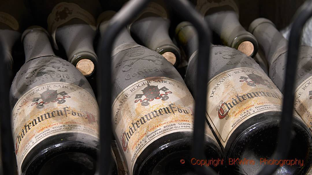 Chateauneuf-du-pape wine region