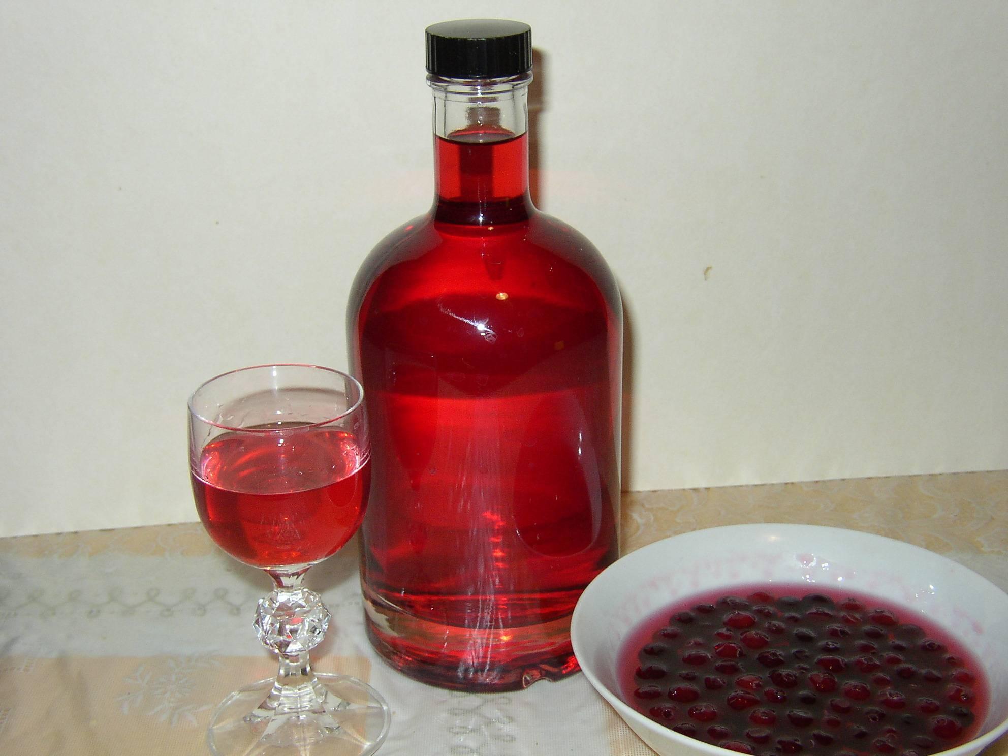 Гранатовый ликер - рецепт