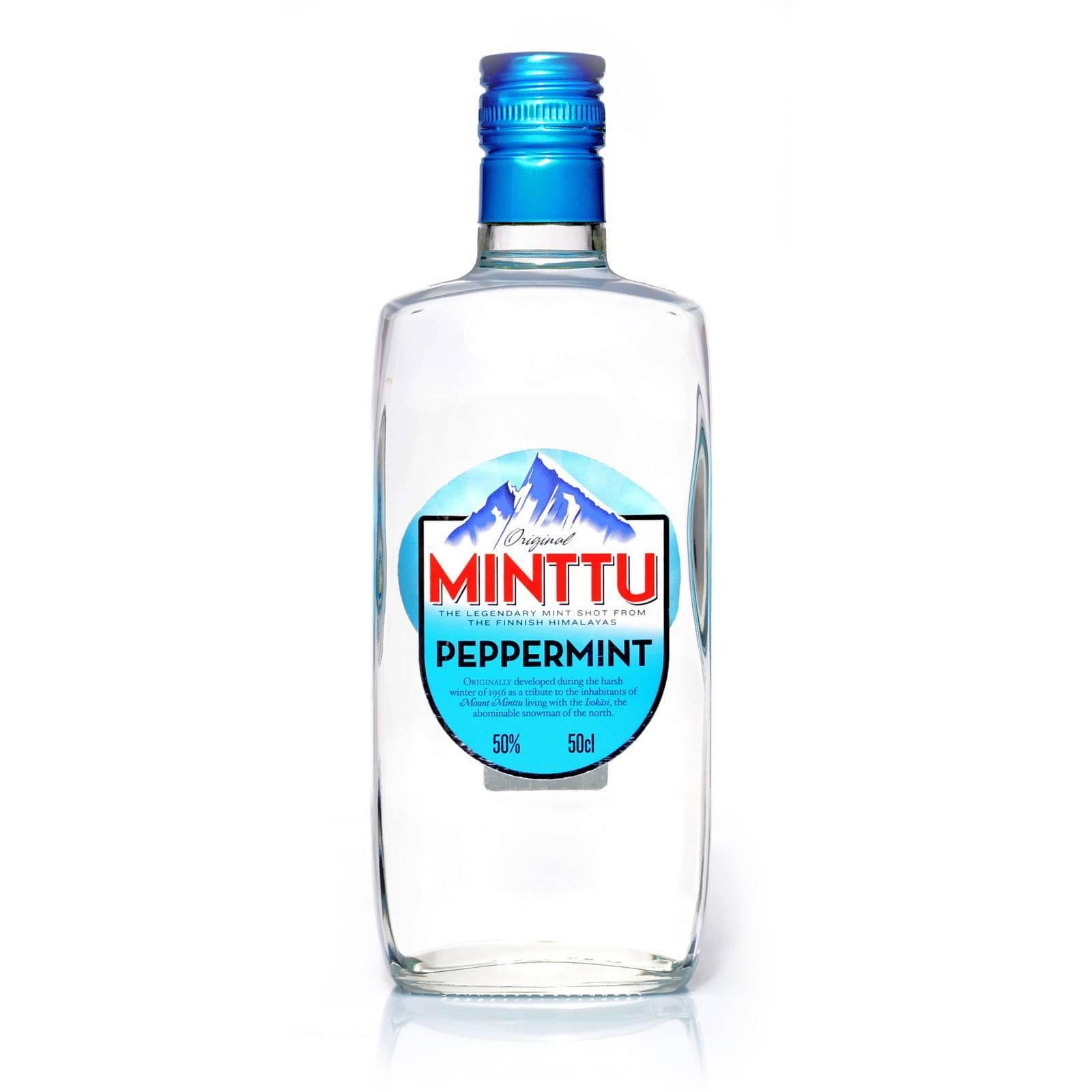 Обзор финского ментолового ликера minttu (минту)