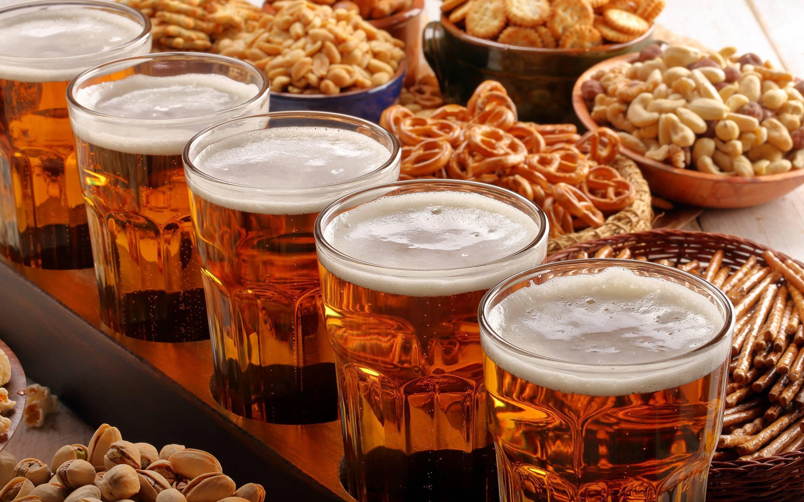 10 лучших закусок к пиву