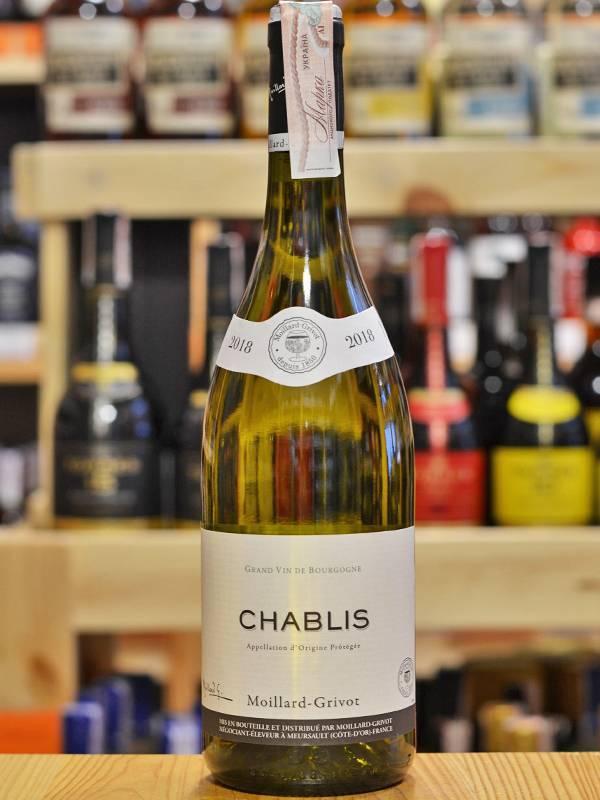 Шабли (chablis) – самое северное вино бургундии