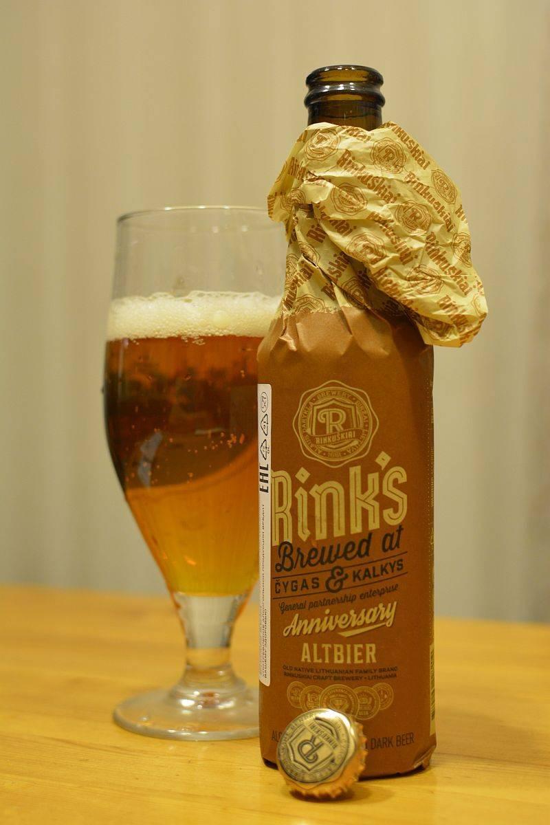 Литовское пиво — википедия. что такое литовское пиво