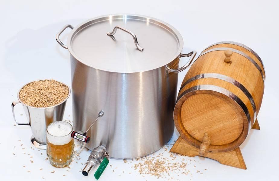 Пивные смеси для мини пивоварни позволяют готовить напитки высокого качества ⛳️ алко профи