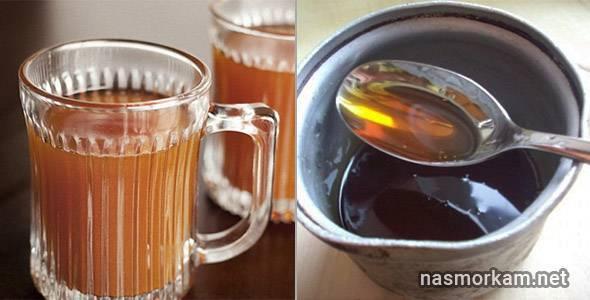 Как пить пиво при сухом кашле