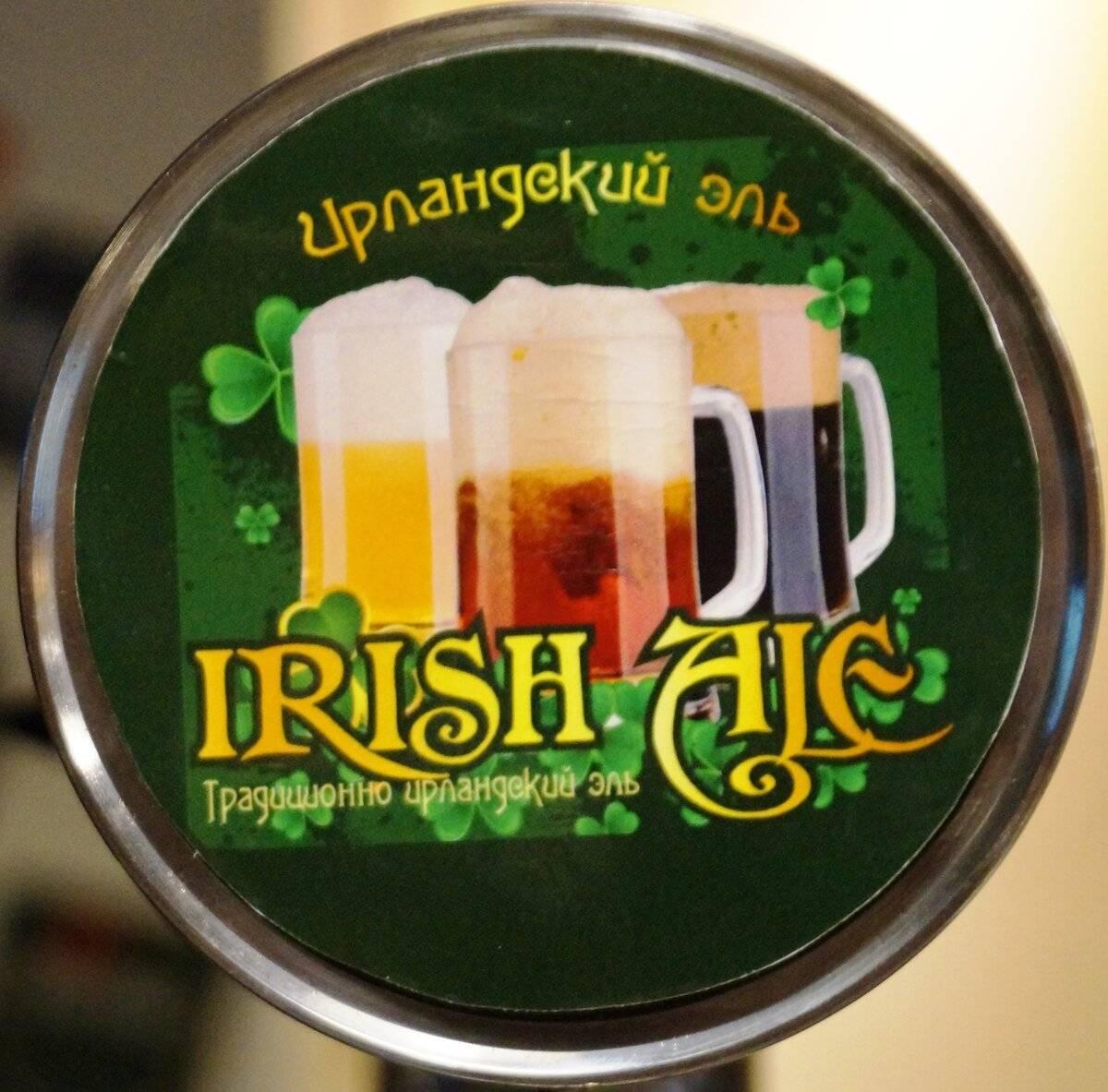 Обзор ирландского эля напитка с богатой историей и мягким вкусом