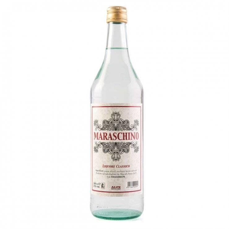 Ликер «мараскино» (maraschino) – нежный вишневый напиток
