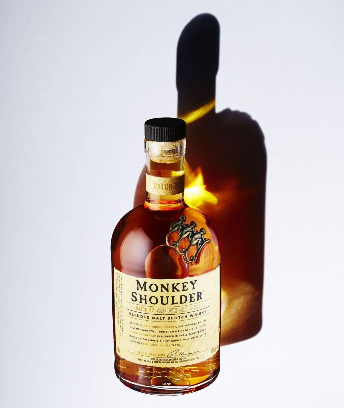 Виски monkey shoulder (манки шоудер)