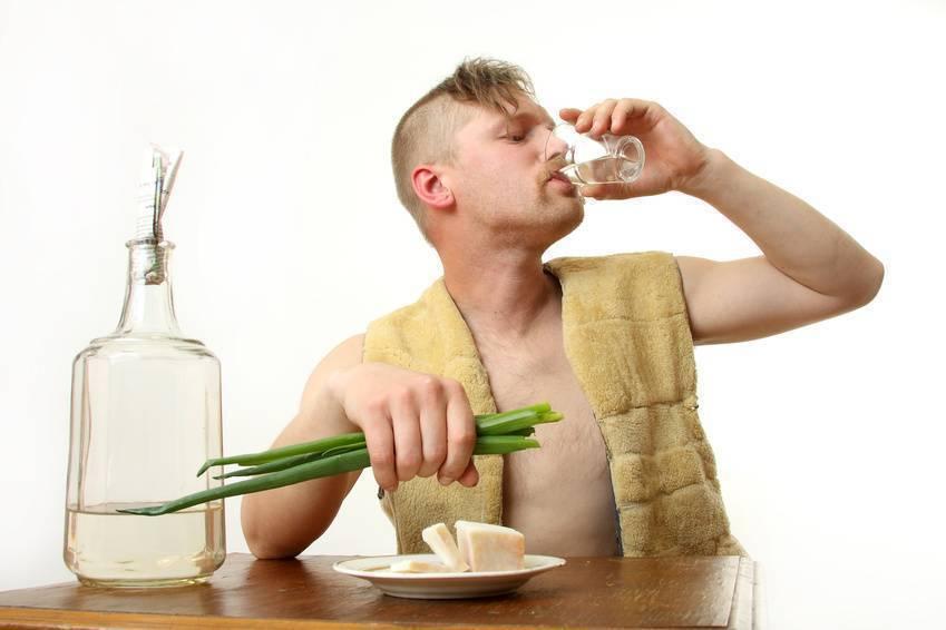 Самогон: польза и вред для организма