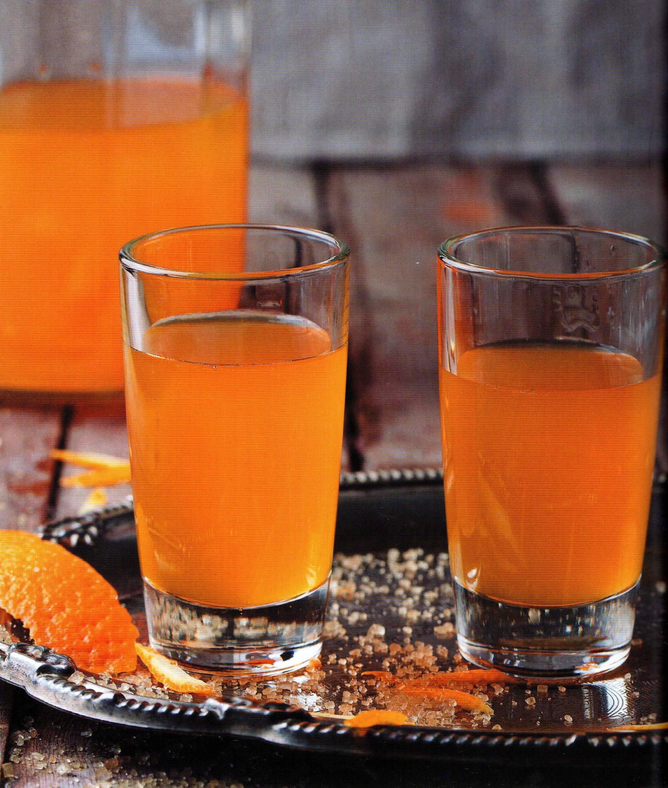 Апельсиновый ликер в домашних условиях: расскажем, как приготовитькуантро своими руками, используя классический, упрощенный и оригинальный рецепты | mosspravki.ru