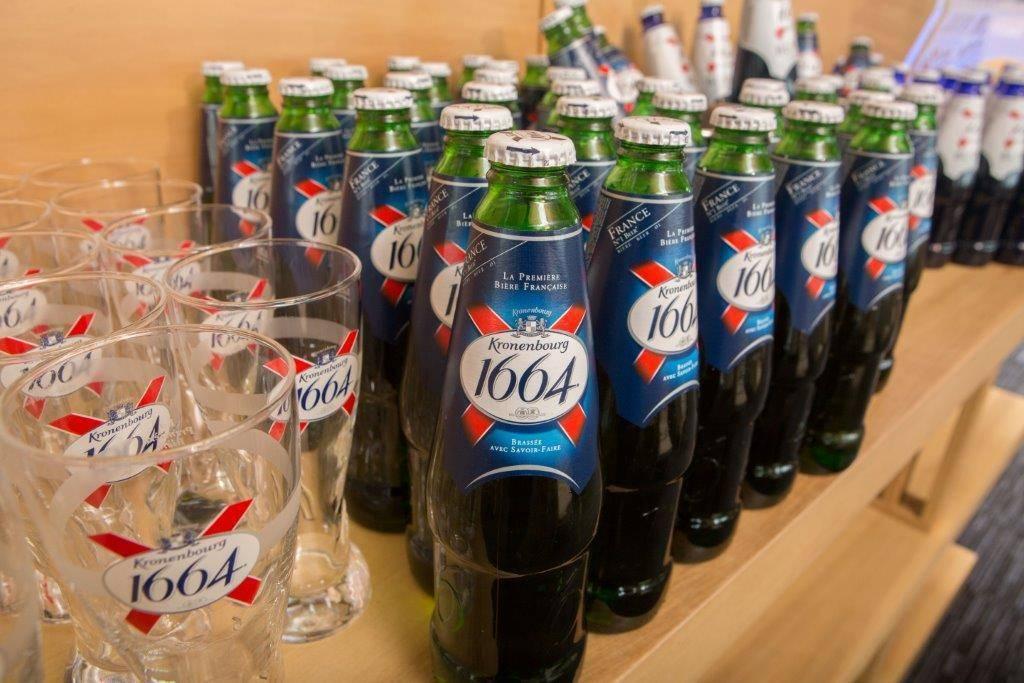Напиток ароматизированный, изготовленный на основе пива, кроненбург 1664 бланк пастеризованный | федеральный реестр алкогольной продукции | реестринформ 2020