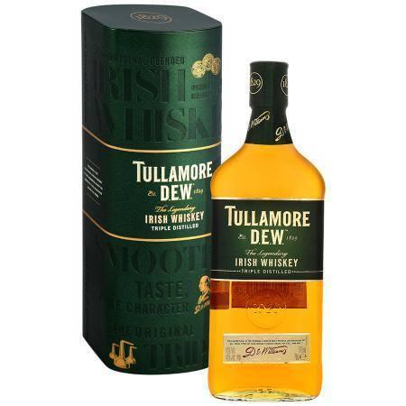 Виски tullamore dew. ирландский виски с многовековой историей