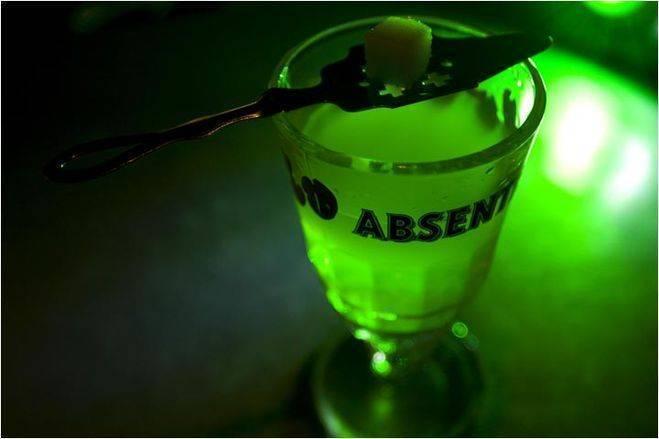"""зеленая фея"" - коктейль для гурманов"