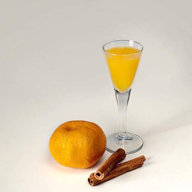 Апельсиновый ликер — домашние рецепты