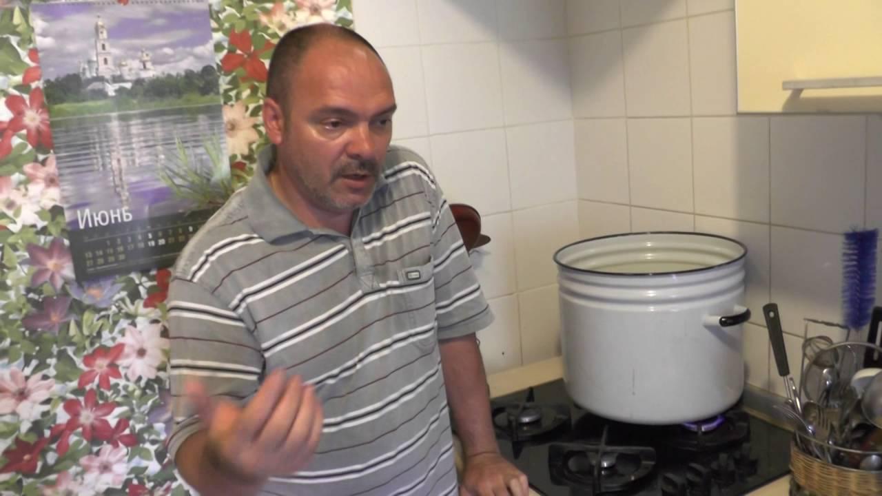 Как делать самогон в домашних условиях: описание с видео