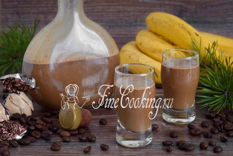 Банановая настойка в домашних условиях – правильный рецепт и описание напитка