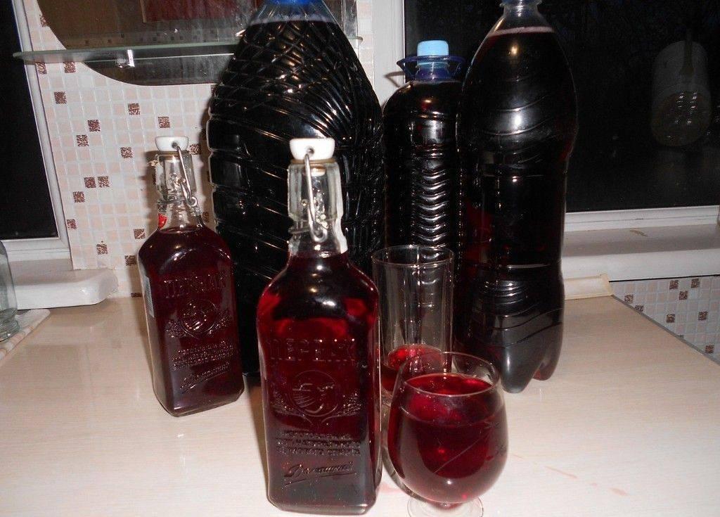 Самогон из вина домашнего