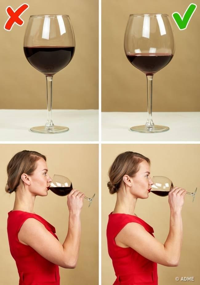 Как можно научиться пить в меру алкоголь?