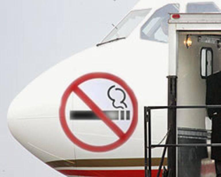 Сколько туристу придется заплатить за курение?