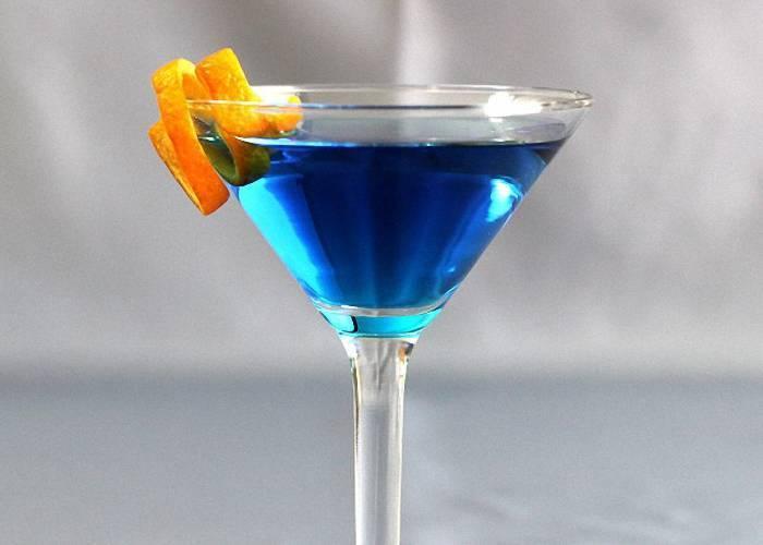 Ликер блю кюрасао — культура распития напитка. секреты приготовления вкусного коктейля в домашних условиях
