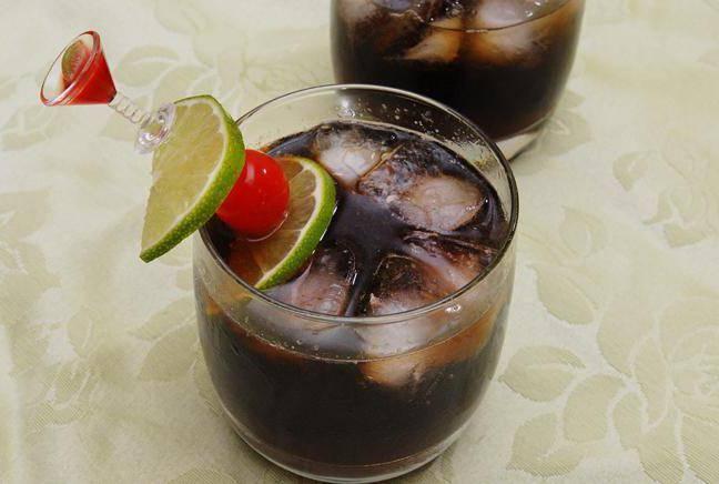 Коктейль с коньяком - рецепты на основе алкоголя, колы, шампанского