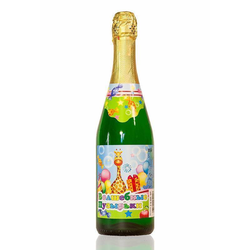 Детское шампанское: приобщаем детей к алкогольным традициям?