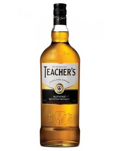 Виски тичерс (teacher's): история, обзор вкуса и видов