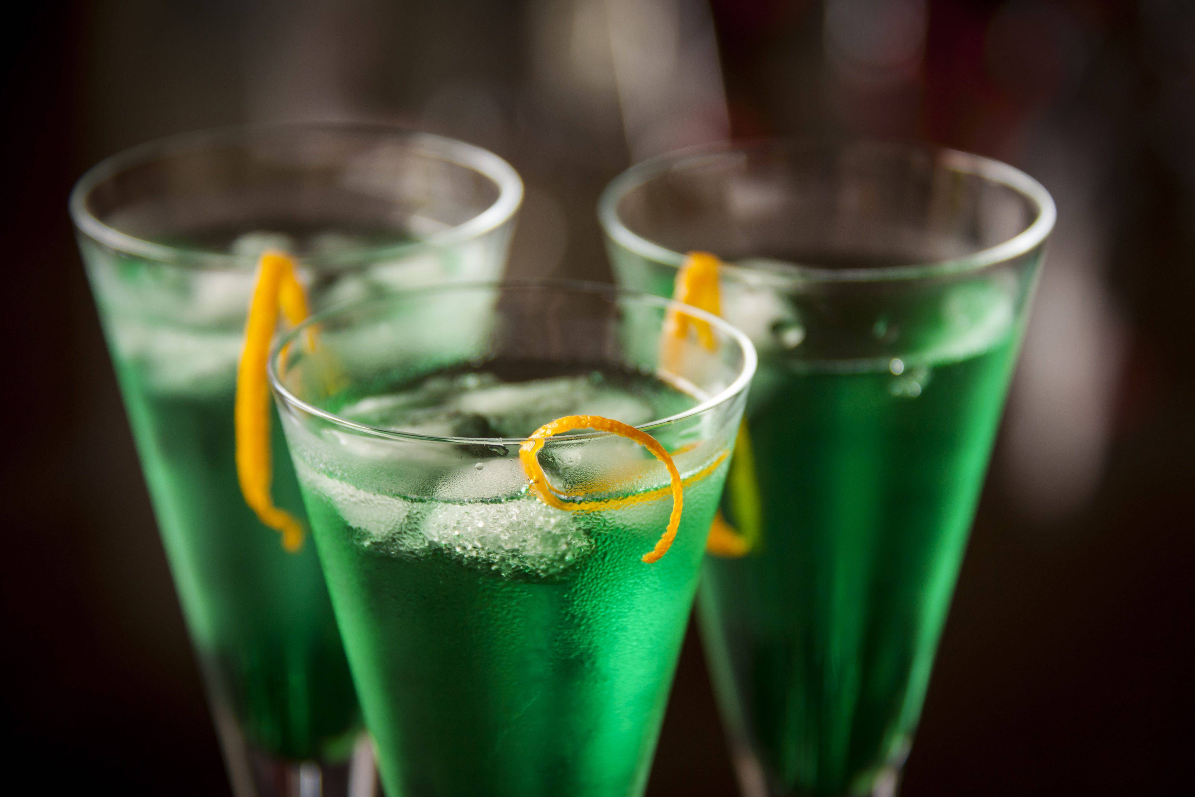 Зеленая фея рецепт коктейля с фото + видео