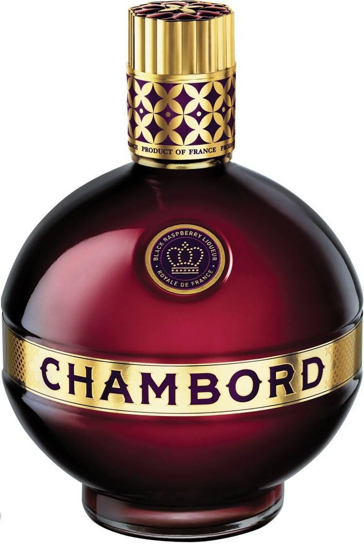 Ликер шабор (chambord): описание, виды, культура пития