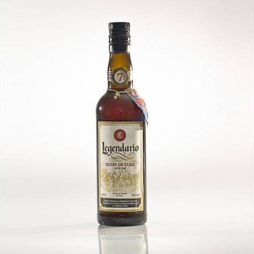 Ром выдержанный легендарио эликсир де куба | федеральный реестр алкогольной продукции | реестринформ 2020